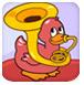 小鸭子演奏会