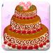 浪漫婚礼蛋糕