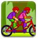 森林自行車