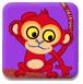 小猴子游非洲