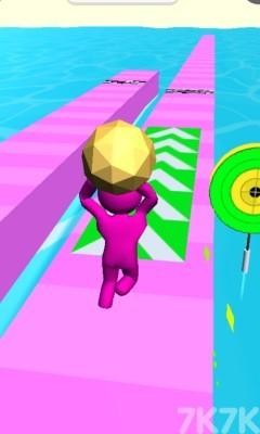 《橡皮人抛掷》游戏画面3
