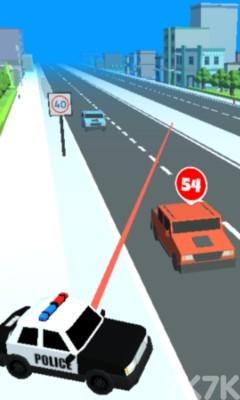 《交警查车》游戏画面3