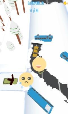 《扫雪车》游戏画面4