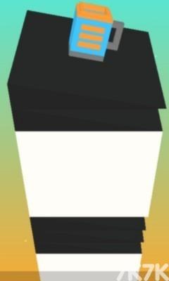 《着落的杯子》游戏画面2