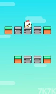 《跳跳鸡》游戏画面4
