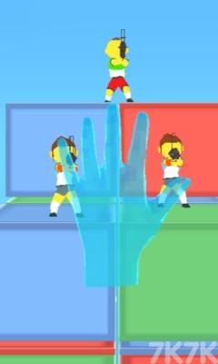 《枪弹操控王》游戏画面1