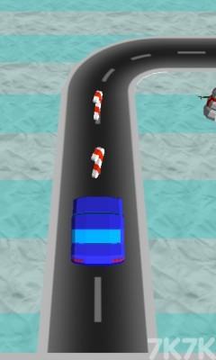 《圣诞交通出行》游戏画面1