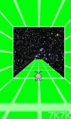 《太空蛙跑酷》游戏画面2