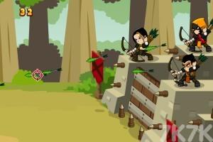 《王国戍守无敌版》游戏画面1