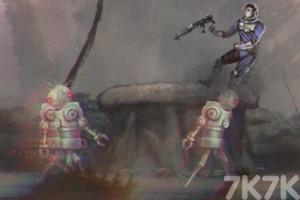 《将来掩护战》游戏画面5