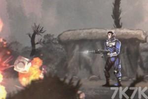 《将来掩护战》游戏画面6