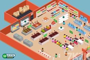 《超市办理员无敌版》游戏画面4