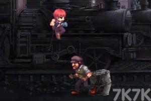 《复仇之臂审讯》游戏画面1