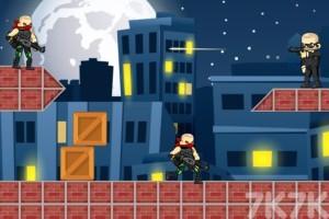 《秃顶奸细》游戏画面2
