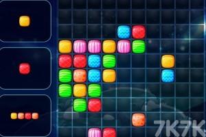 《五彩方块消消看》游戏画面2