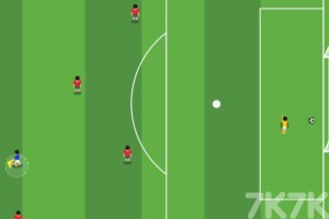 《足球大赛2021》游戏画面4