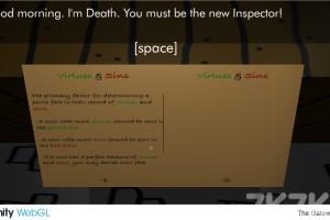 《死神的审讯》游戏画面1
