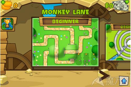 狙击手猴子带你畅享塔防《气球塔防5》评测