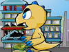 怪物小恐龙第一关
