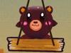 小熊进木桶4