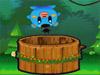 小熊进木桶8
