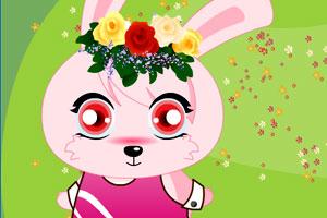 粉红兔兔换装