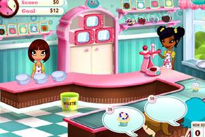 姐妹冰淇淋蛋糕店