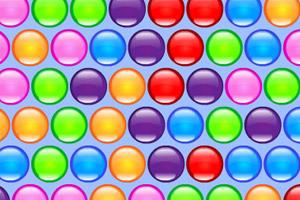 五彩球泡泡龙