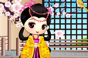 可爱日本公主