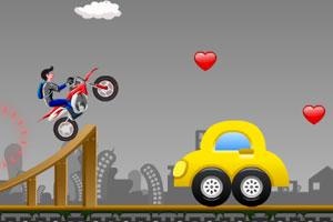疯狂摩托特技