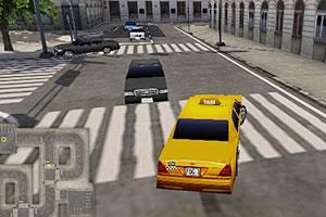 在纽约开出租车