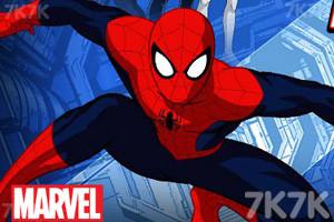 鋼鐵蜘蛛俠