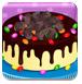 精致巧克力蛋糕