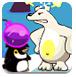 企鹅北极熊大战