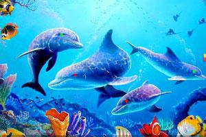 逃离海底世界