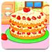 香甜草莓蛋糕2