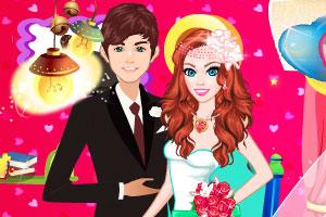 情人节婚礼