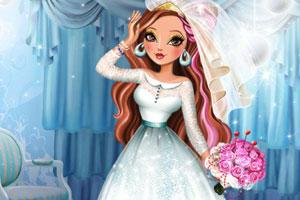 时尚的小新娘