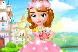 索菲亚的时尚婚纱