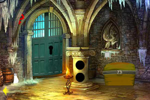 神秘的城堡逃脱2