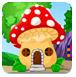 兔子逃离蘑菇小屋