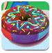 彩虹甜甜圈