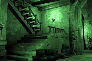 中世纪城堡逃生