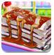 制作冰淇淋三明治蛋糕