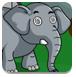 可爱小象救援