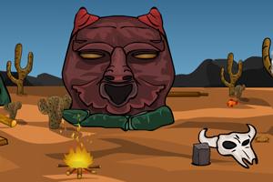 逃脱神秘的沙漠2