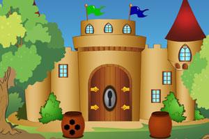 逃离无人城堡