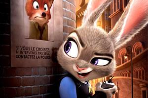 兔子朱迪找数字