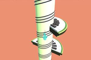 钢琴螺旋塔