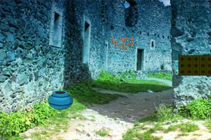 逃离遗址城堡